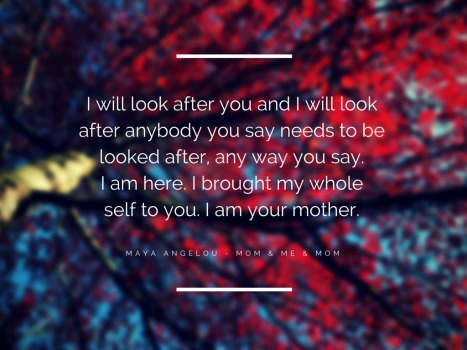 funeral quote for mother