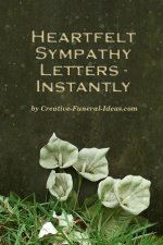 Instant Sympathy letters