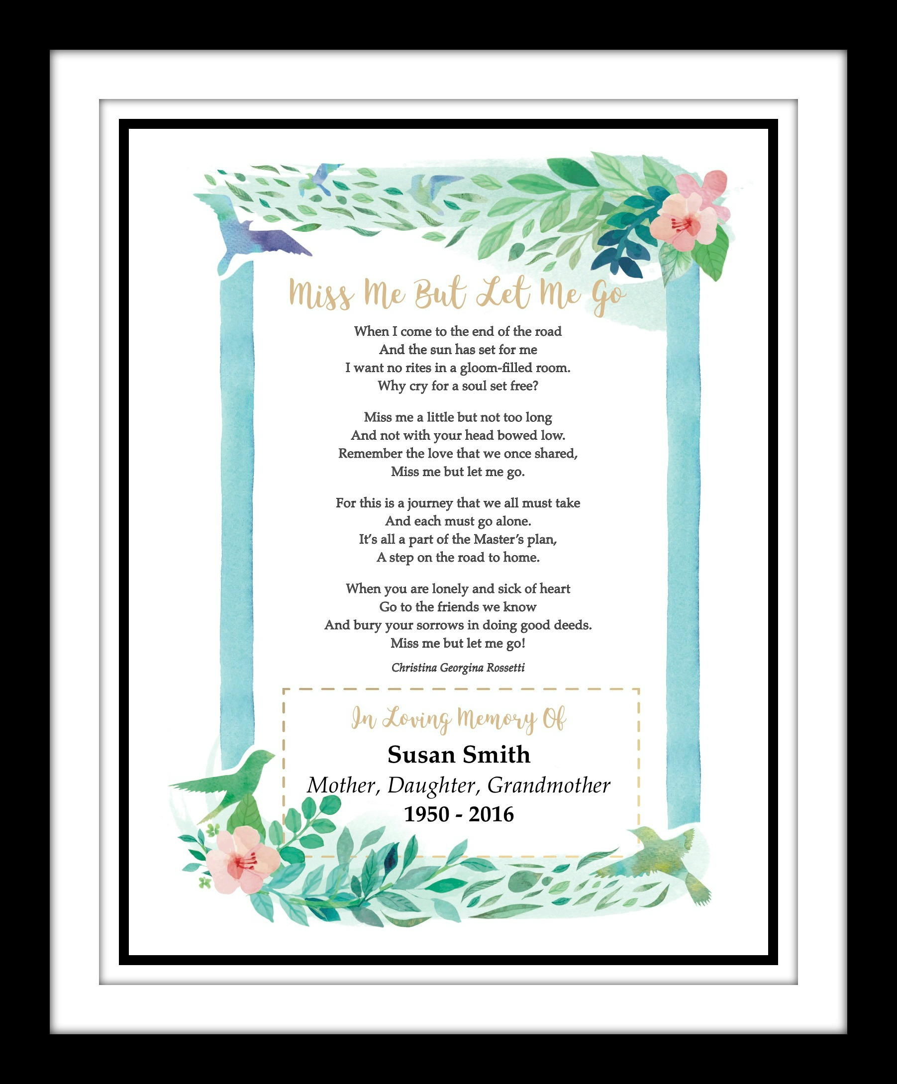 Struggling to plan a funeral memorial service or Celebration of Life – Funeral Checklist Template