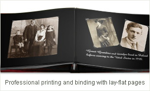 Profession Printing and Binding with Lay-flat Pages