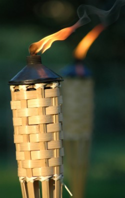 Funeral Torch
