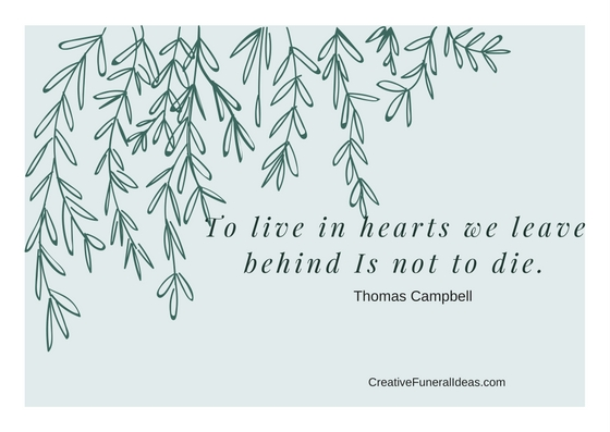 Funeral Quote