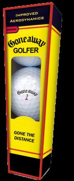 Golfer's Coffin