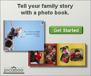 Make a Memorial Photo Book with Picaboo